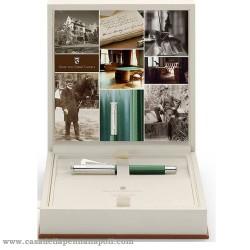 MONTBLANC Meisterstück Platinum-Coated LeGrand - stilografica
