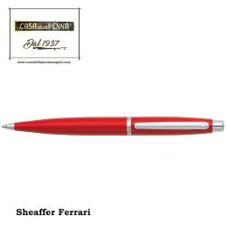 penna sfera SHEAFFER Scuderia Ferrari VFM