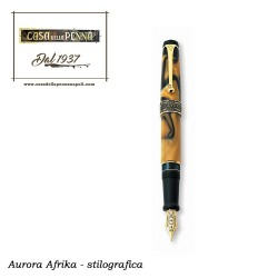 Afrika - penna AURORA Optima 5Continenti