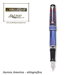 America - penna AURORA Optima 5Continenti