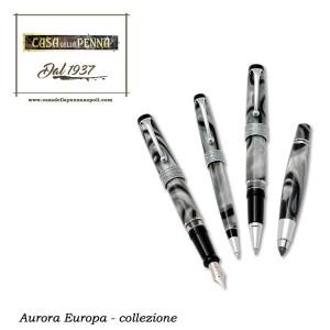 Europa - penna AURORA Optima 5Continenti
