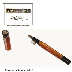 Classic 2015 - penna VISCONTI stilo ambra