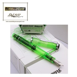 PELIKAN 205 Duo Shinny Green  - stilografica