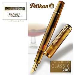 PELIKAN classic 200 Cognac