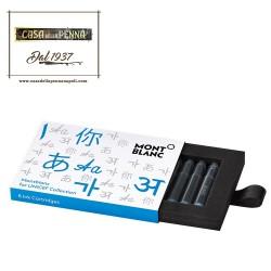 cartucce stilografiche Unicef Montblanc
