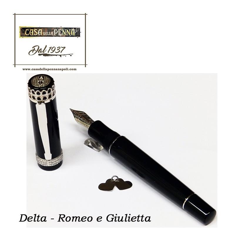 Romeo e Giulietta Forever - penna stilografica Delta