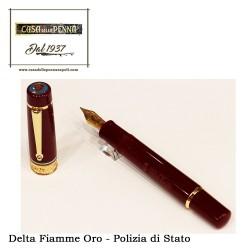 DELTA Fiamme Oro - Polizia di Stato - penna roller o stilo