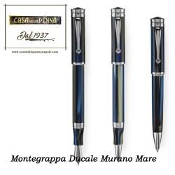 Ducale Murano Mare - penna Montegrappa