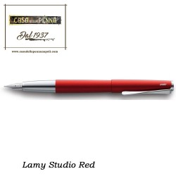 LAMY Studio Red - penna stilografica