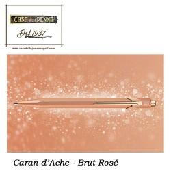 Caran d'Ache 849 Brut Rosè  - penna sfera