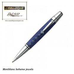 Boheme jewels pelle + astuccio - penna Montblanc