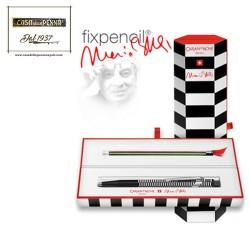 Fixpencil Mario Botta  - portamine matita CARAN D'ACHE