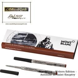 2 refill penna sfera - ballpoint pen MONTBLANC Antonine de Saint-Exupéry Novità 2017