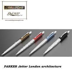 Jotter London architecture  Novità 2017 - penna sfera Parker