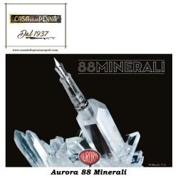 88 Minerali - penna stilografica Aurora