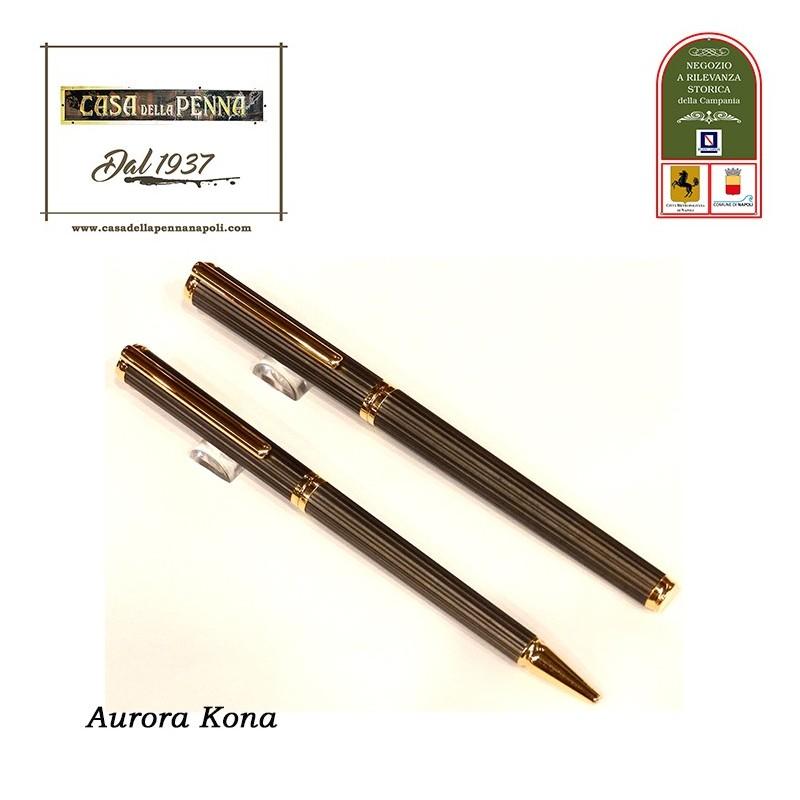 coppia penne AURORA Kona by Giugiaro Design