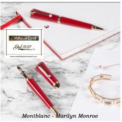 Marilyn Monroe - penna Montblanc edizione speciale