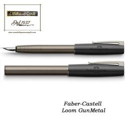 Loom GunMetal - penna Faber-Castell