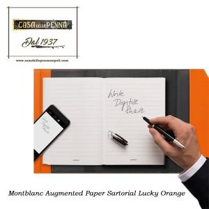 MONTBLANC Augmented Paper Sartorial Lucky Orange