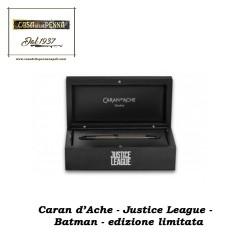 BATMAN -  Justice League - Caran d'Ache - penna edizione limitata