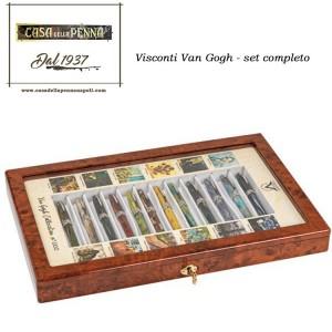 set completo penna stilografica VISCONTI Van Gogh Collection