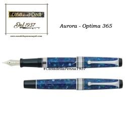 Optima 365 auroloide blu-azzurra - penna stilografica AURORA
