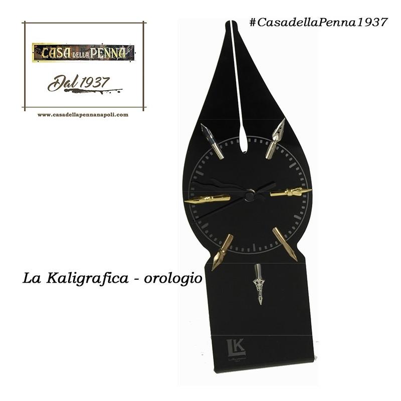 orologio pennino LA KALIGRAFICA da parete - 1048