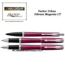 PARKER Urban Vibrant Magenta CT penna sfera / roller / stilografica