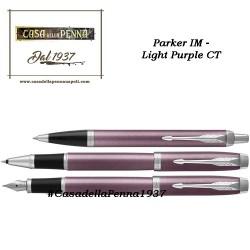 PARKER IM Brushed Metal GT penna sfera / roller / stilografica