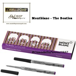 MONTBLANC The Beatles refill penna sfera