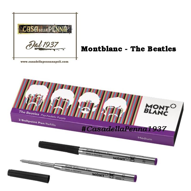 MONTBLANC The Beatles refill penna sfera