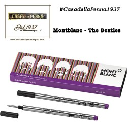 MONTBLANC The Beatles refill penna roller