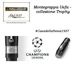 pennaMONTEGRAPPA Uefa Trophy  Stilografica / roller / sfera