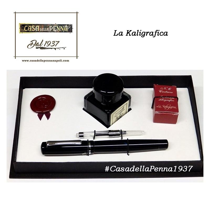 set penna stilografica - LA KALIGRAFICA - 1213