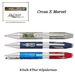 CROSS X Marvel penna roller