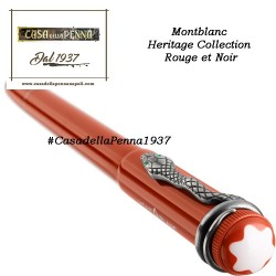 Heritage Collection Rouge et Noir - penna ROUGE Montblanc