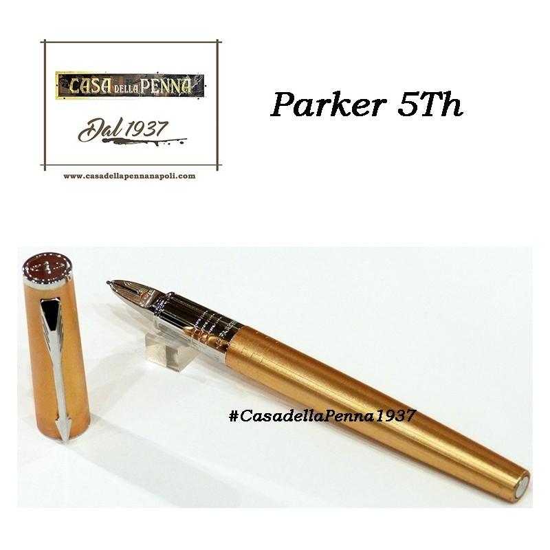 Slim Rose Gold- penna PARKER Ingenuity 5th
