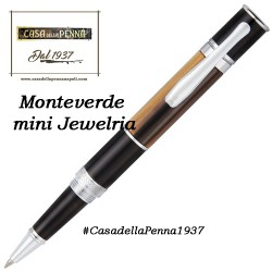 MONTEVERDE mini penna Jewelria Leather sfera o roller
