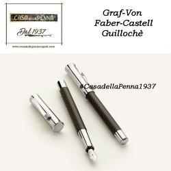 Guillochè Ciselè MOKA Colour Concept Penna Graf-Von Faber-Castell  sfera - roller- stilo in offerta