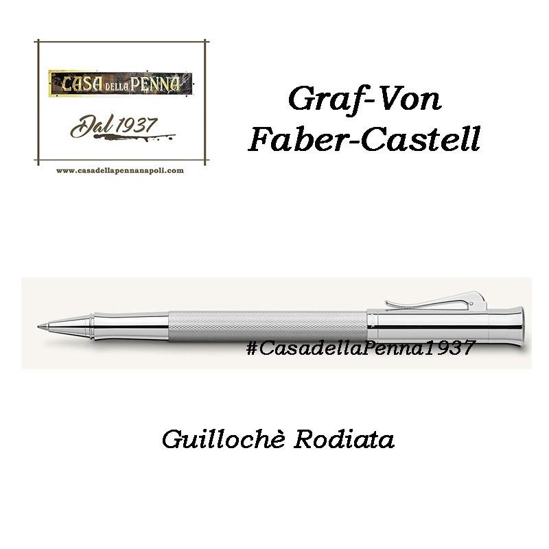 Guillochè Ciselè RODIATA Colour Concept Penna Graf-Von Faber-Castell  sfera - roller- stilo in offerta