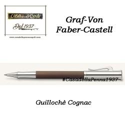 Guillochè Ciselè COGNAC Colour Concept Penna Graf-Von Faber-Castell  sfera - roller- stilo in offerta