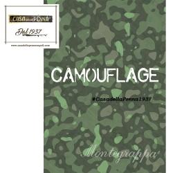 MONTEGRAPPA Camouflage - penna stilografica - roller - sfera