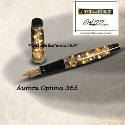 AURORA Optima 365 Tartarugata penna stilografica limitata e numerata Novità 2018
