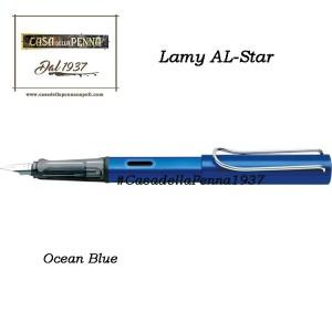 LAMY AL-STAR OceanBLue  penna stilografica - sfera - roller