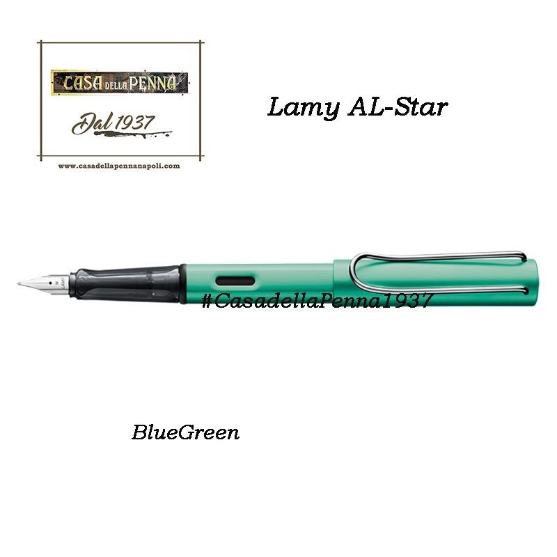 Lamy Safari Blue 014 Pennino B Penna Stilografica Blu