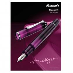 penna PELIKAN Amethyst M205