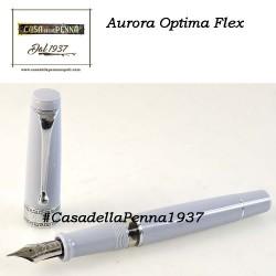 AURORA Optima Flex Grey - penna stilografica edizione limitata