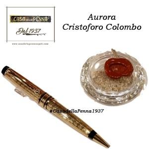AURORA Cristofoto Colombo - penna sfera - ultimo pezzo - Offerta!