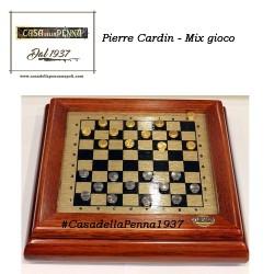 Mix Giochi da tavolo completo Pierre Cardin - OFFERTA