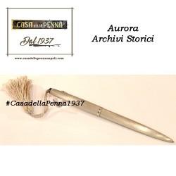 AURORA Archivi Storici - 178 - penna sfera argento ladies